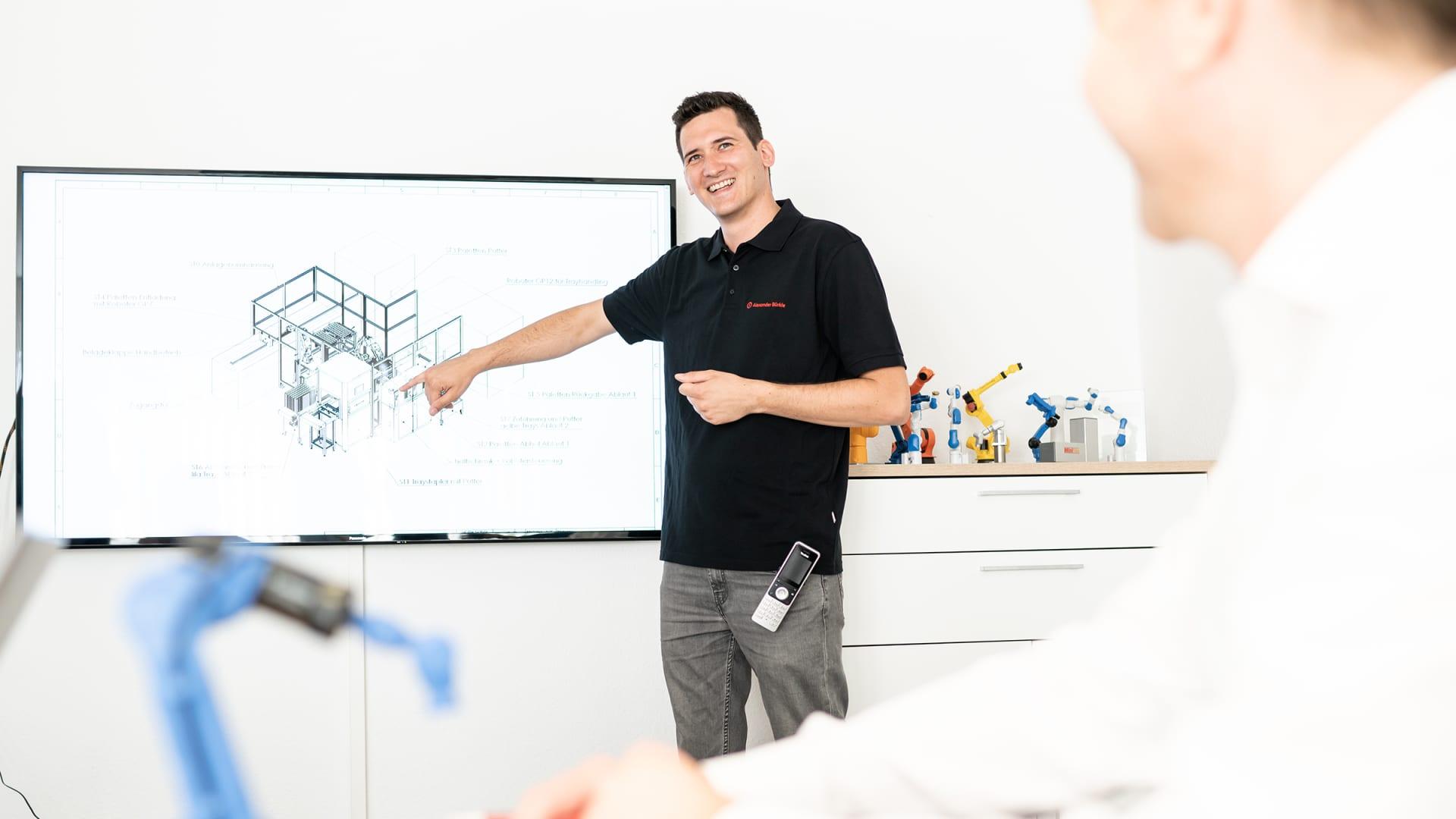 Akademie - Alexander Bürkle robotic solutions