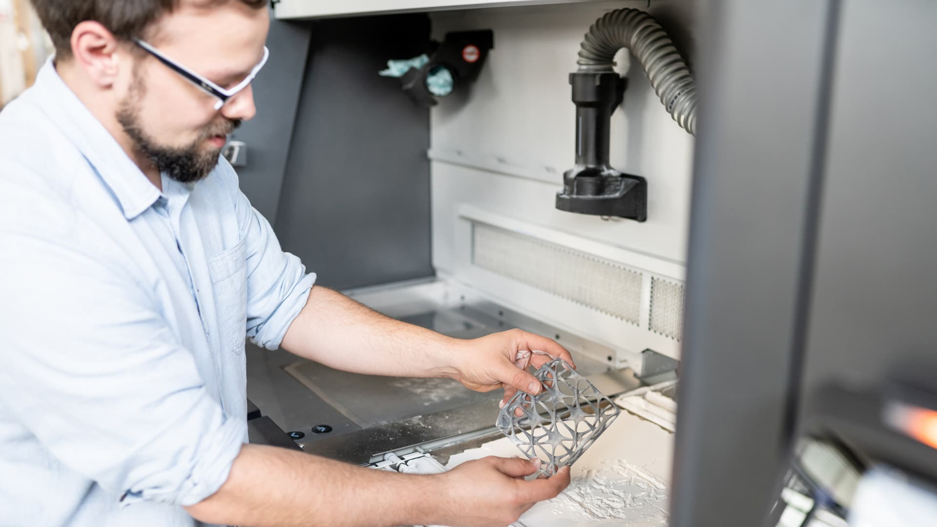 3D-Druck - Alexander Bürkle robotic solutions