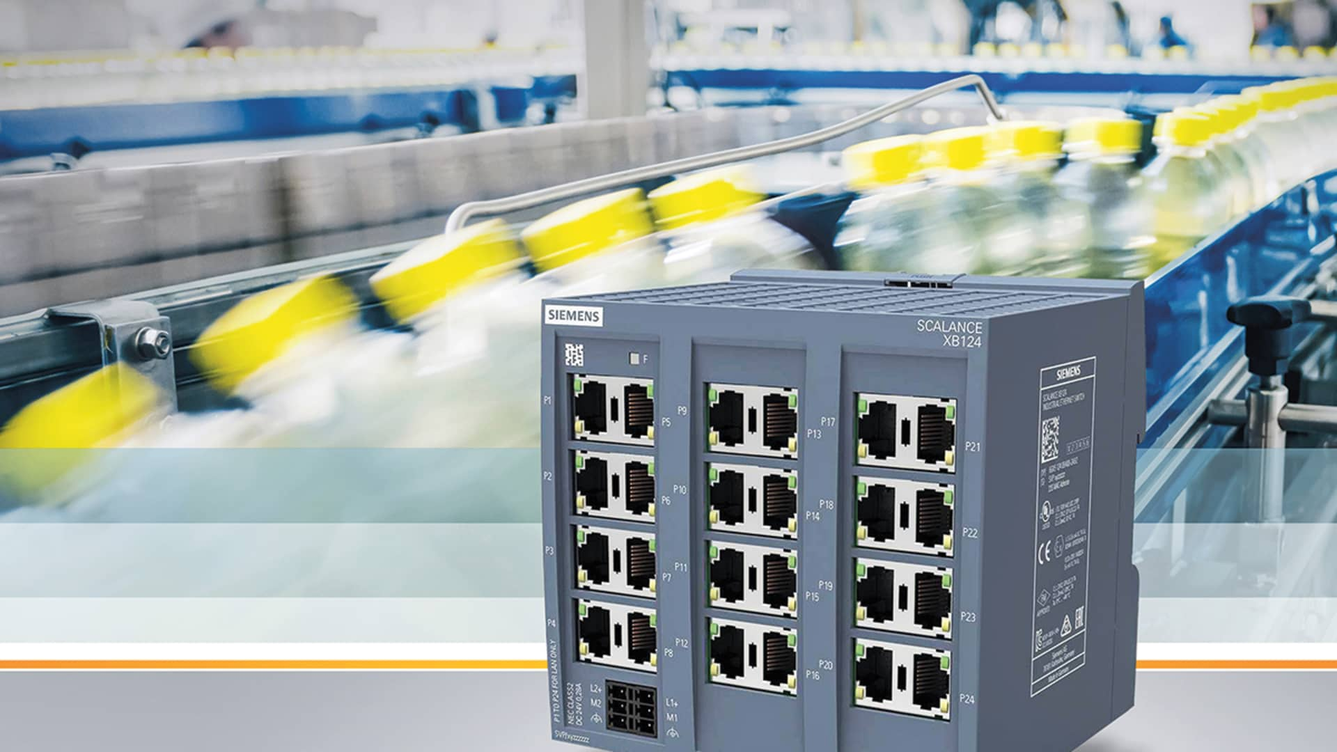 """SCALANCE X – Industrial Ethernet Switches"""