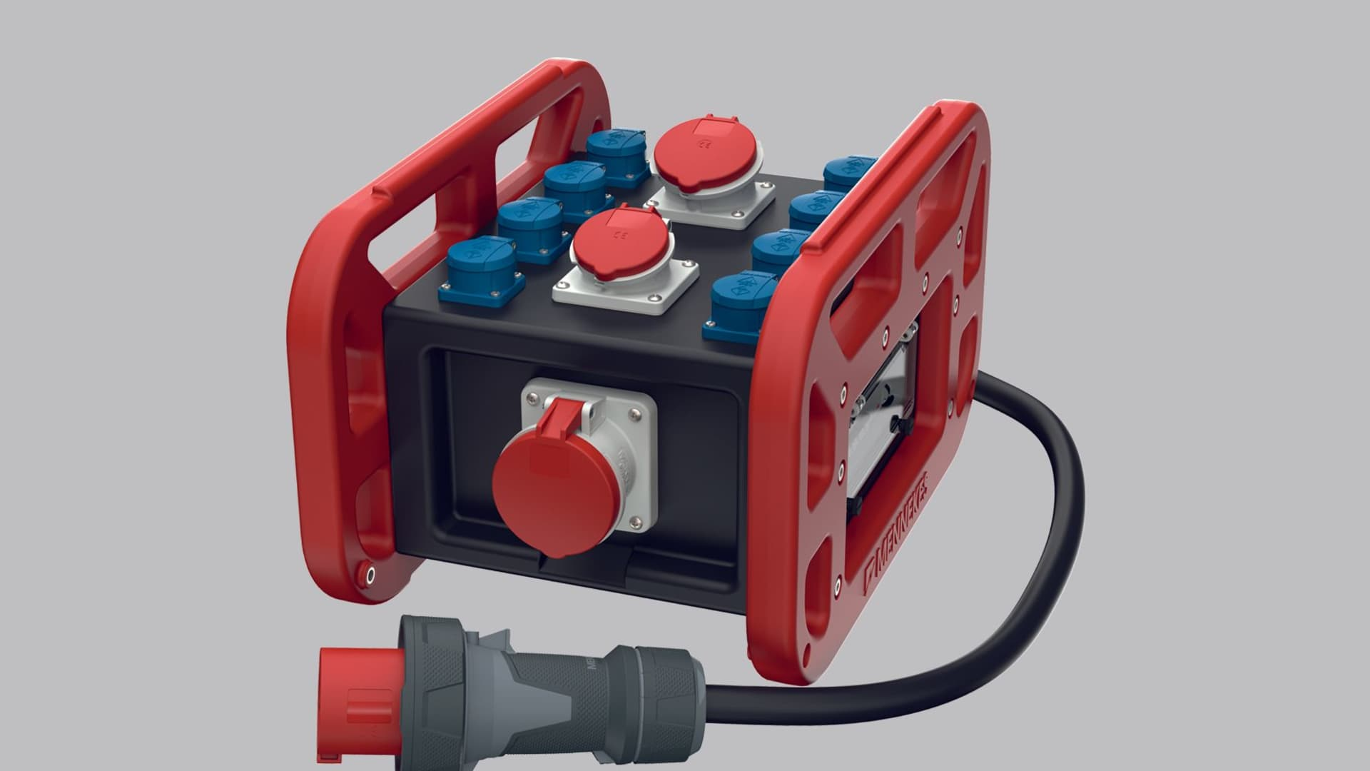 Mobiler Stromverteiler