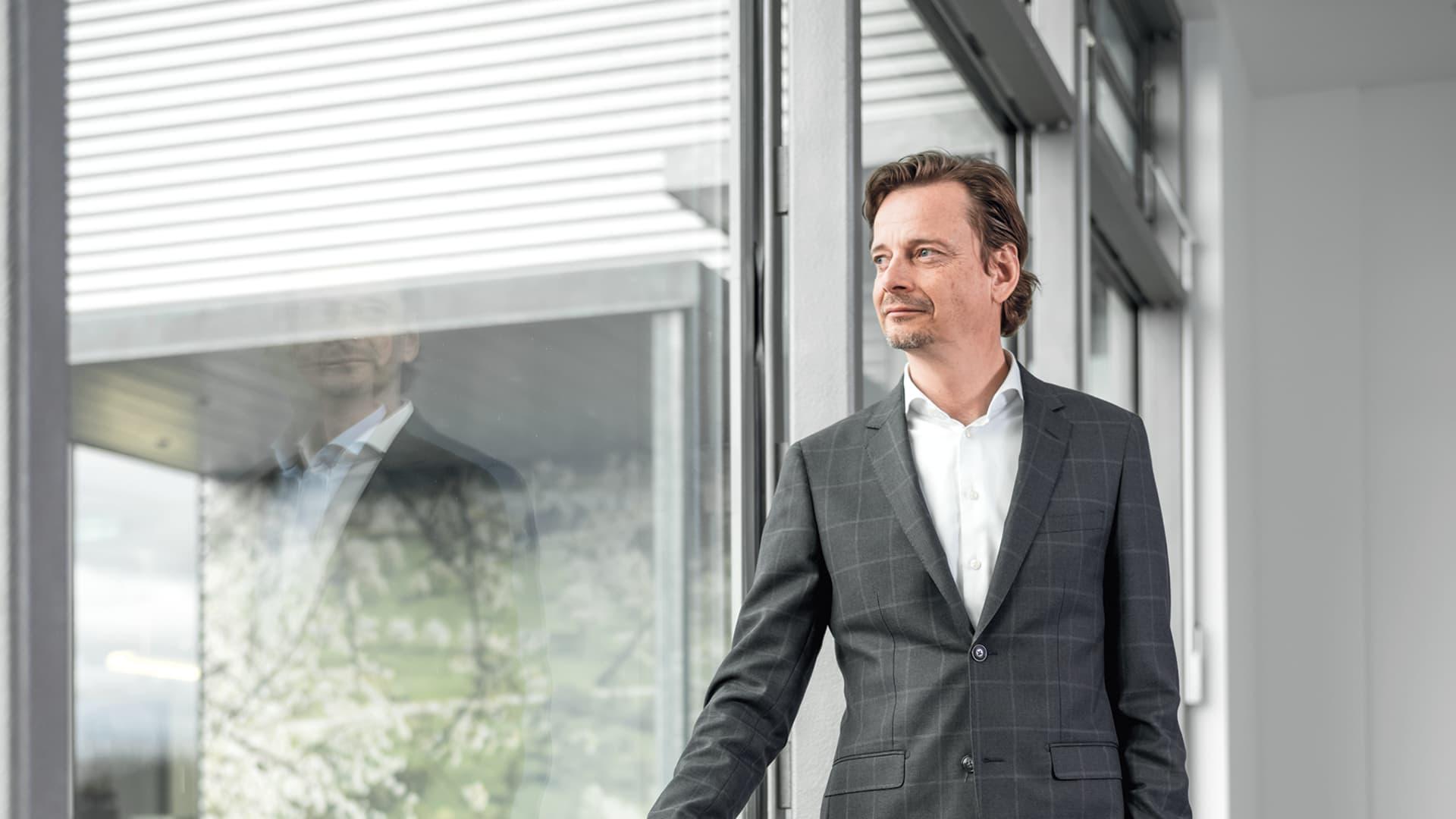 Andreas Ege, Geschäftsführender Gesellschafter bei Alexander Bürkle GmbH & Co. KG