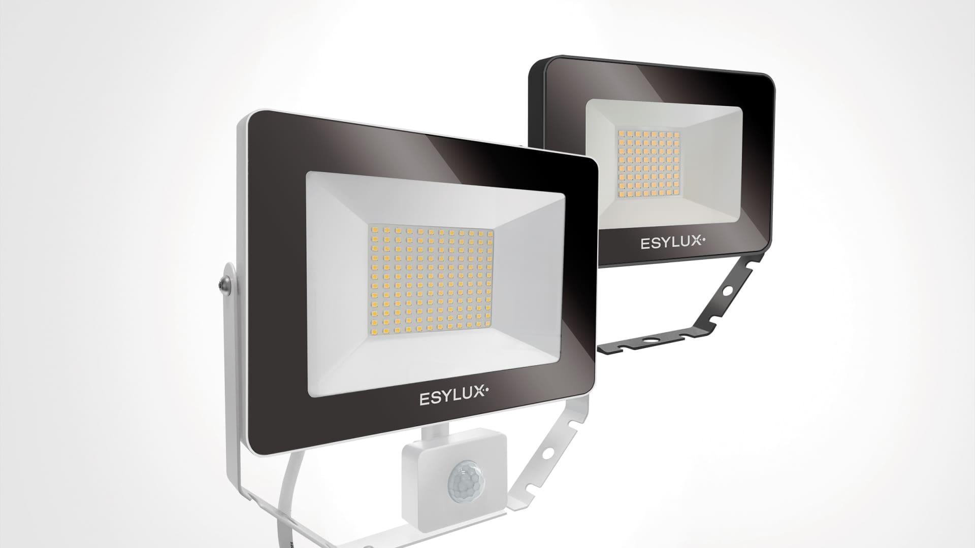 Esylux: LED-Außenleuchten für Einsteiger