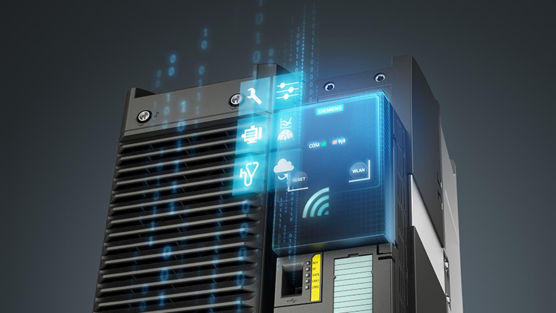 Sinamics g120 smart access module
