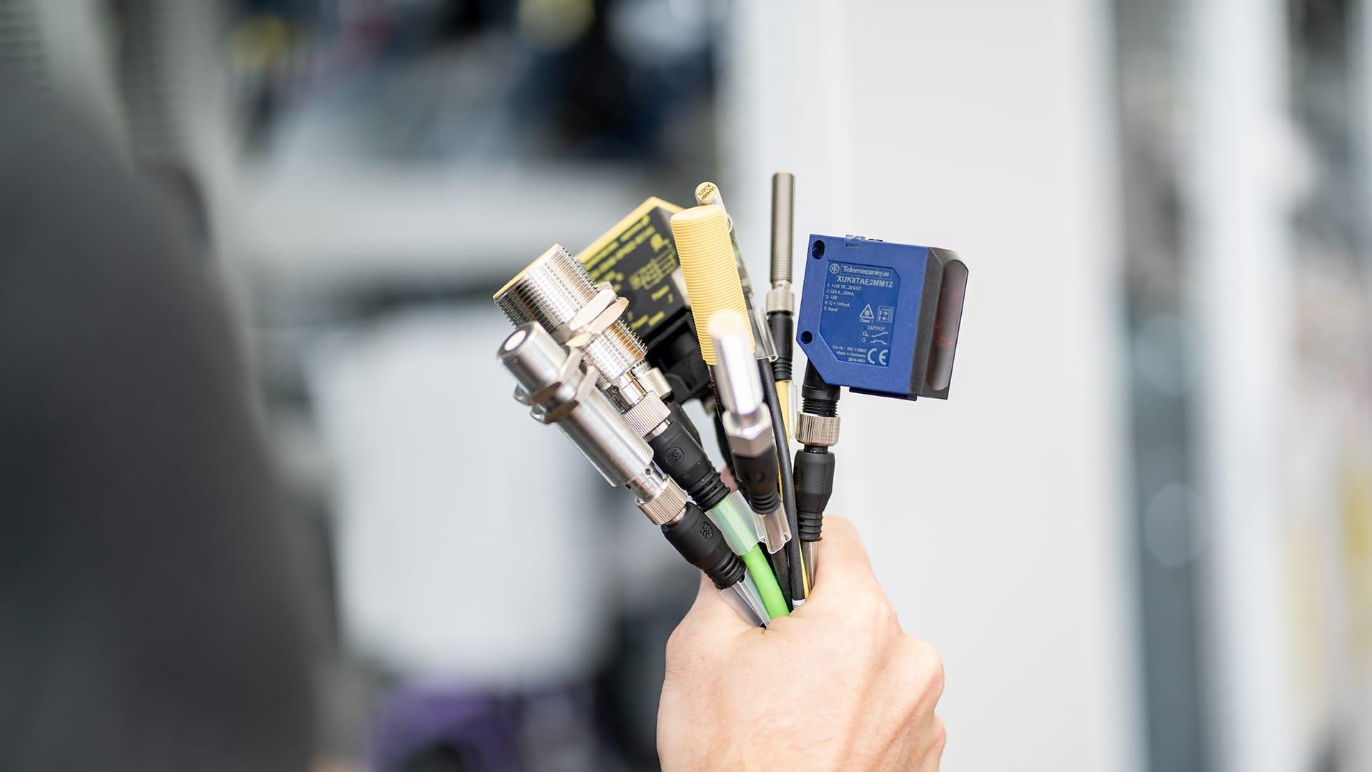 Auswahl an Sensoren