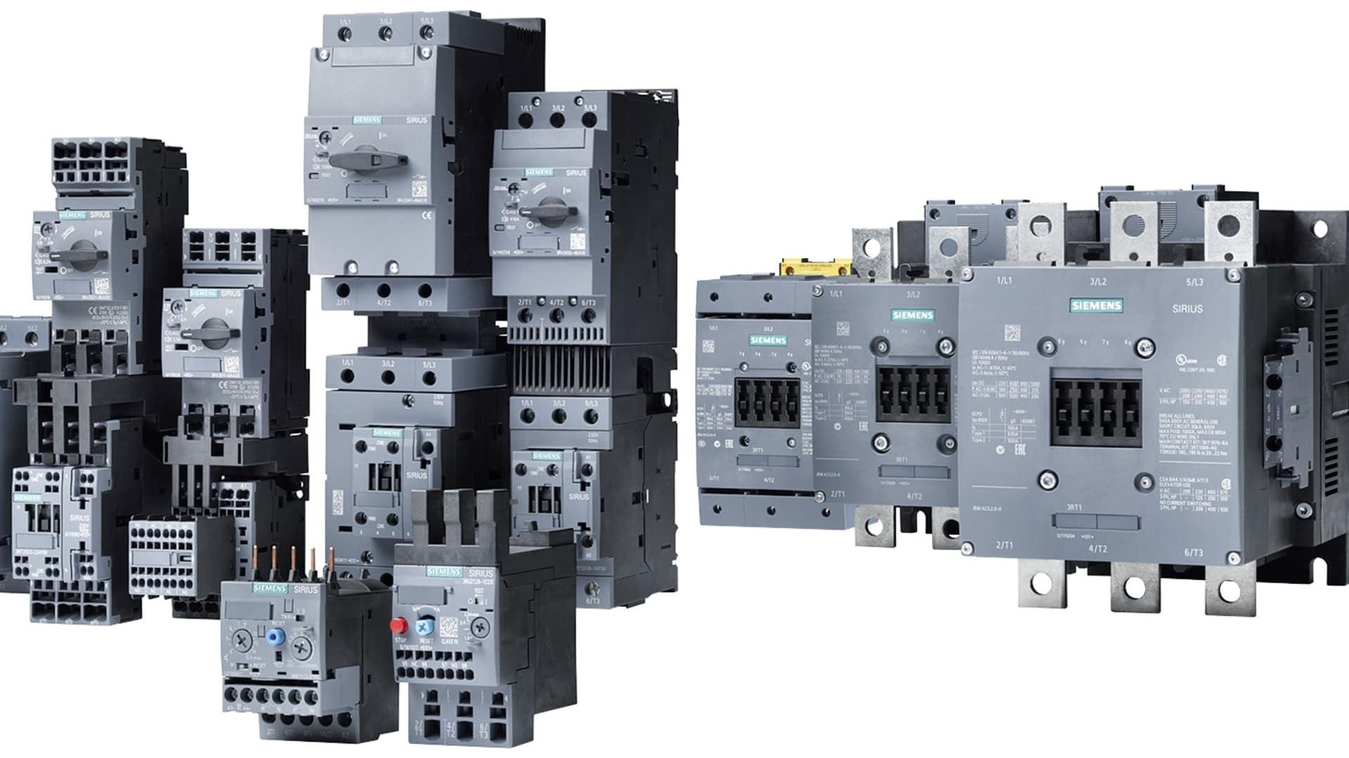 Siemens SIRIUS Schaltgeräte