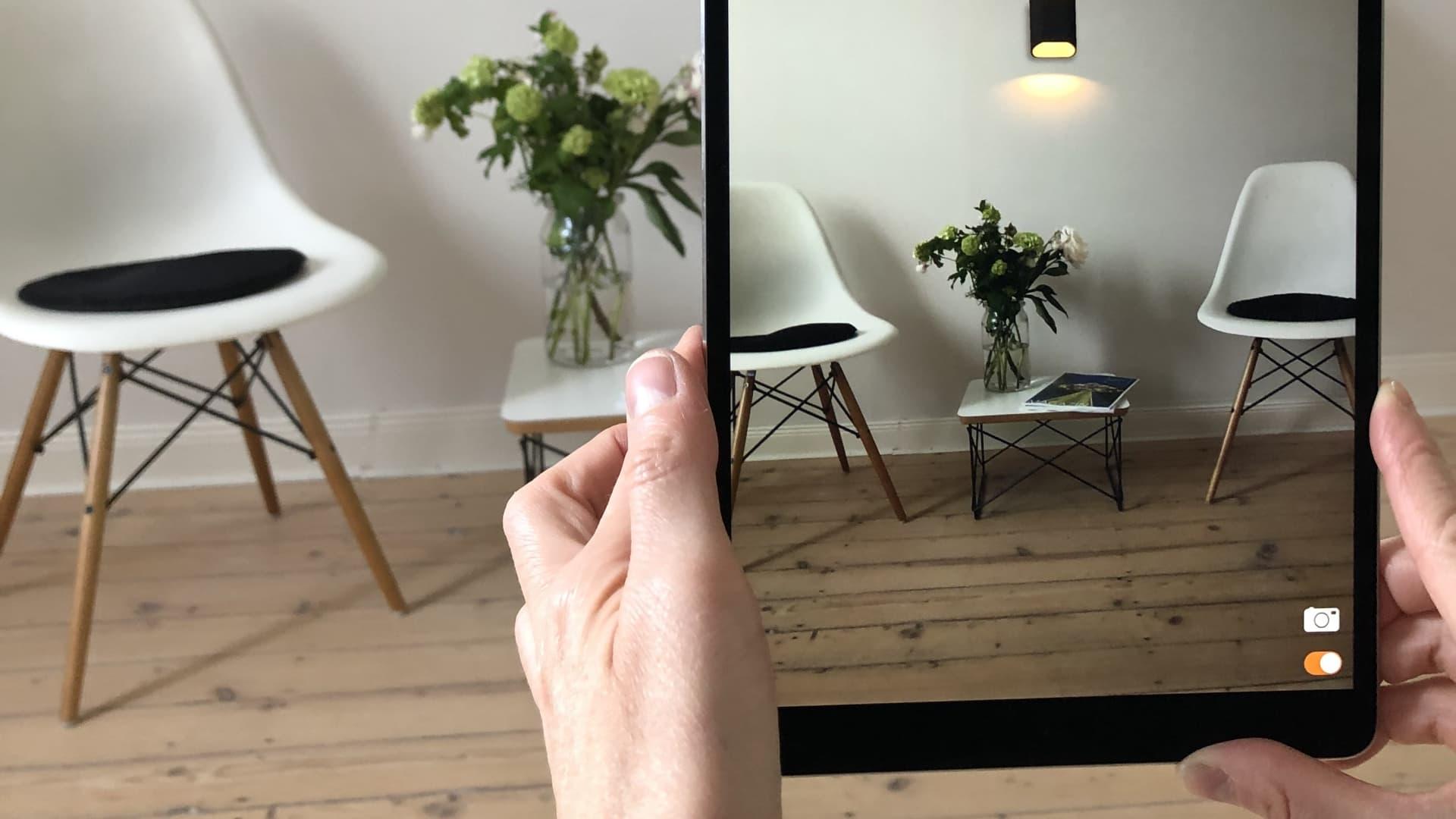 LuminAiRe – die Augmented Reality App für die Lichtbranche