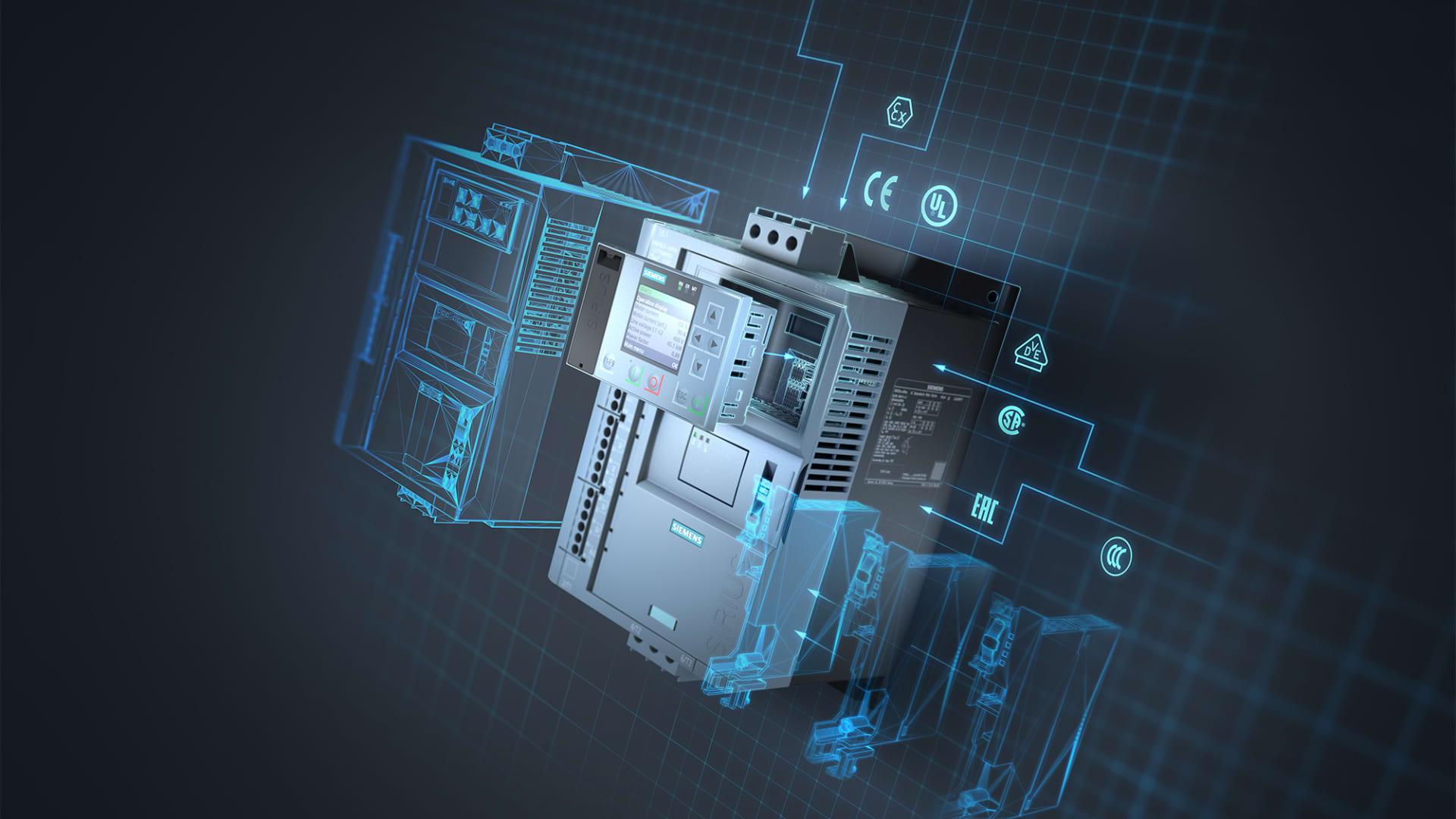 Siemens Hybridtechnik