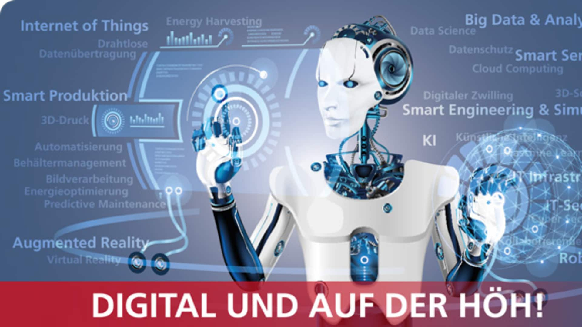 Motto der i+e Messe 2019: digital und auf der Höh!