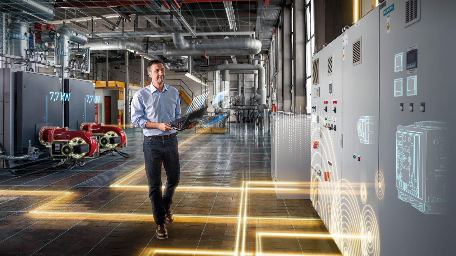 Siemens: Energiemonitoring einfach gemacht