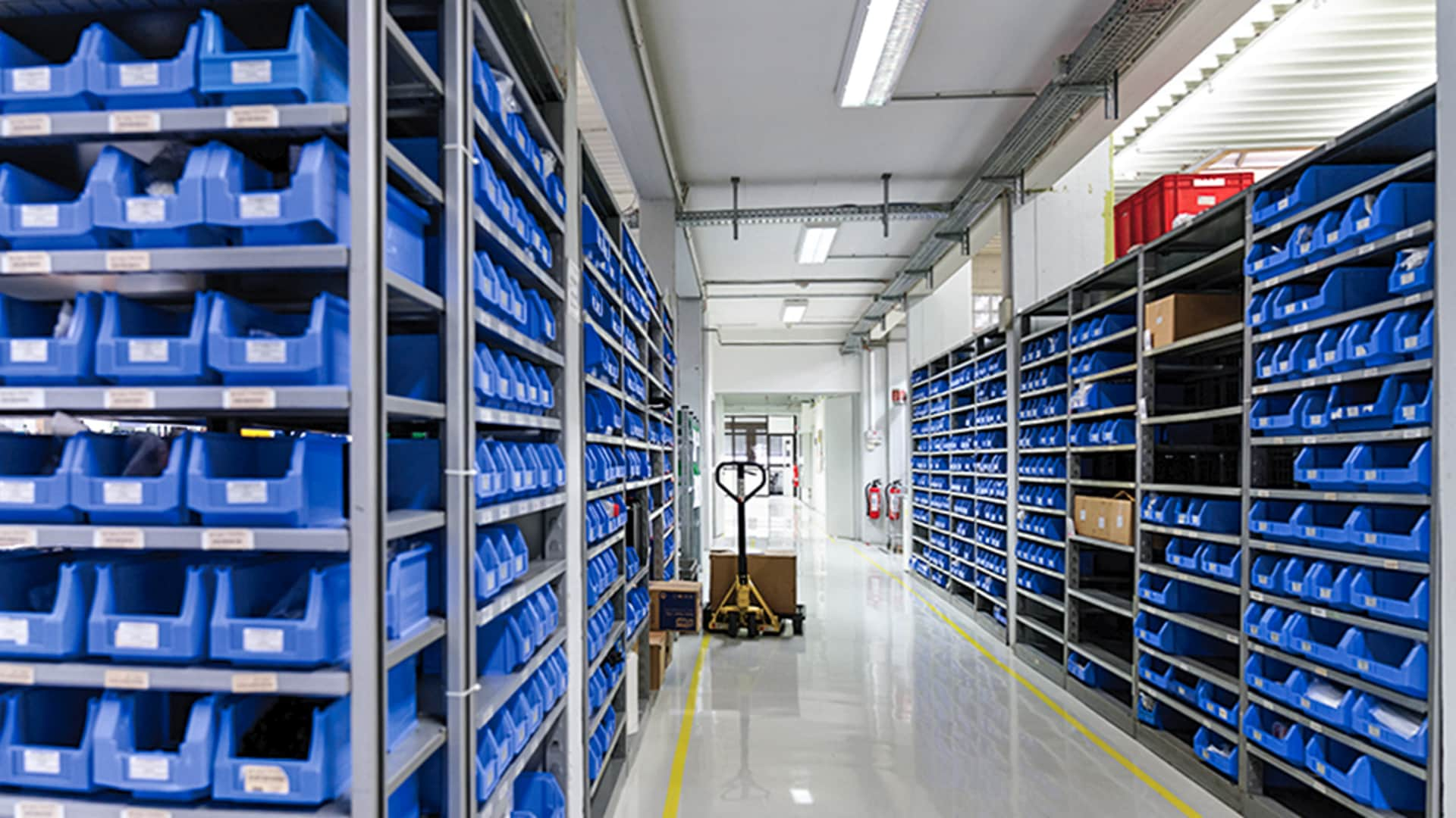 Prozessoptimierung bei Thermo Fisher Scientific in Karlsruhe