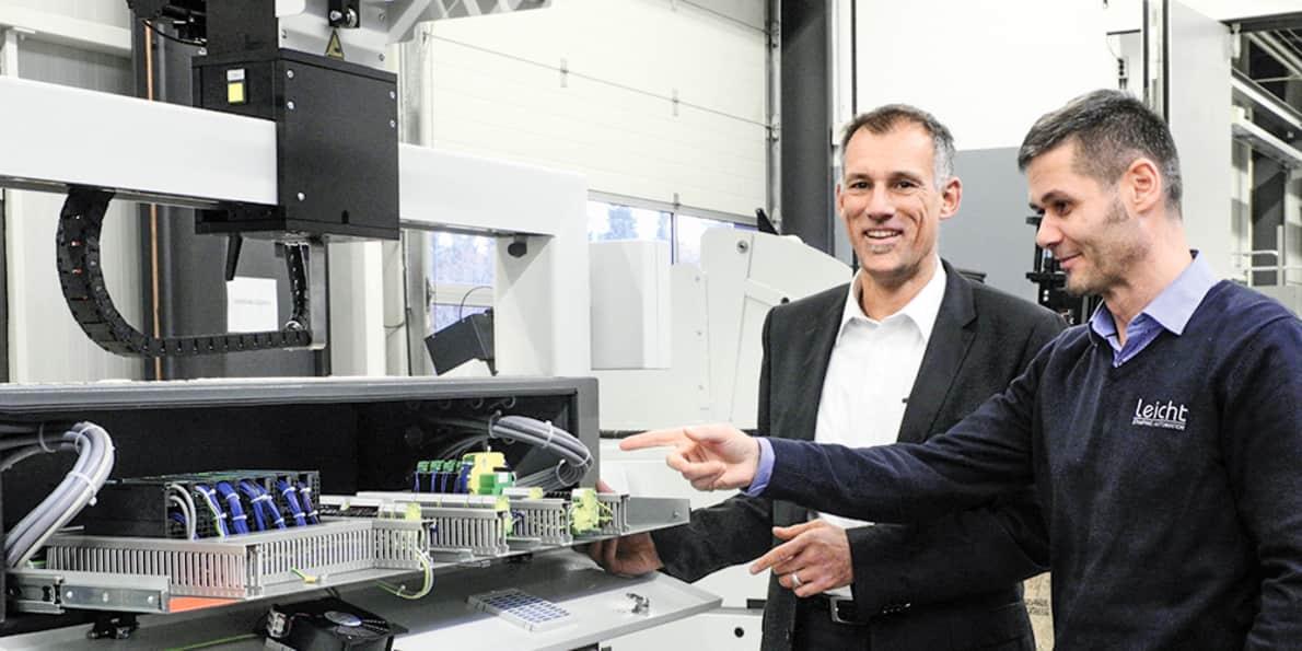 Leicht Stanzautomation GmbH in Bretten