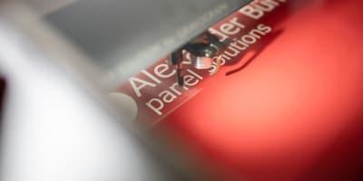 Gravierarbeiten - Alexander Bürkle Panel Solutions