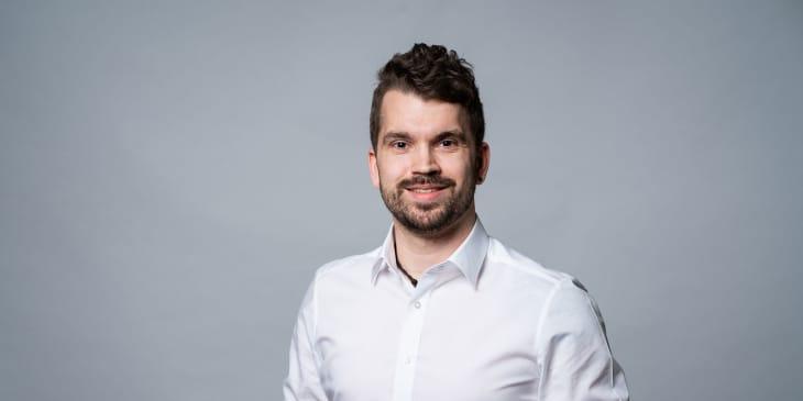 Konstrukteur Steuerungstechnik: Max Ruttmann - Alexander Bürkle Panel Solutions