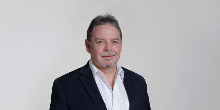 Arnold Wolf, Experte für Maschinensicherheit