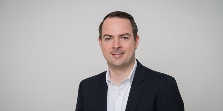 Sebastian Wiekenberg, Digitalisierungscoach bei Alexander Bürkle