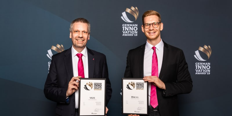 Rittal erhält German Innovation Award 2019