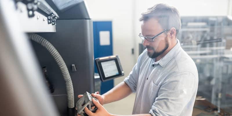 3D-Druck für industrielle Anwendungen