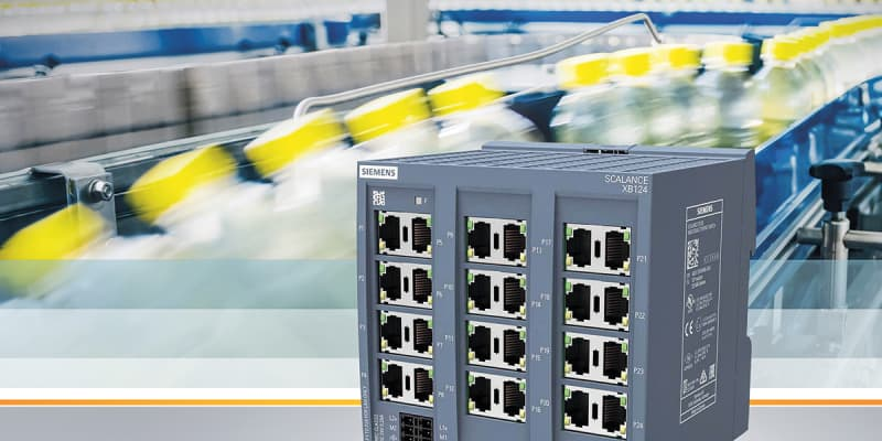 """""""SCALANCE X – Industrial Ethernet Switches"""""""