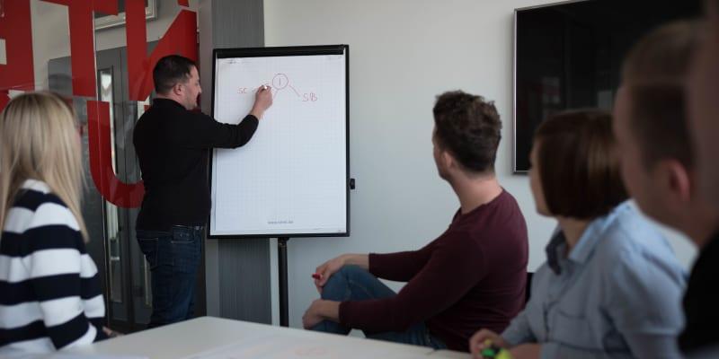 Weiterbildung bei Alexander Bürkle