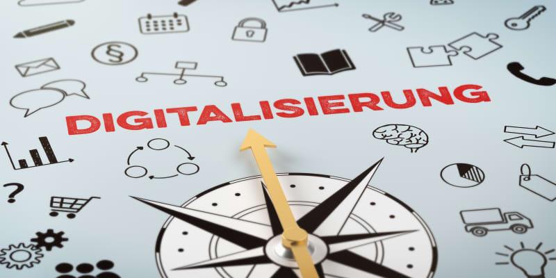 Digitalisierungsprämie unterstützt Unternehmen