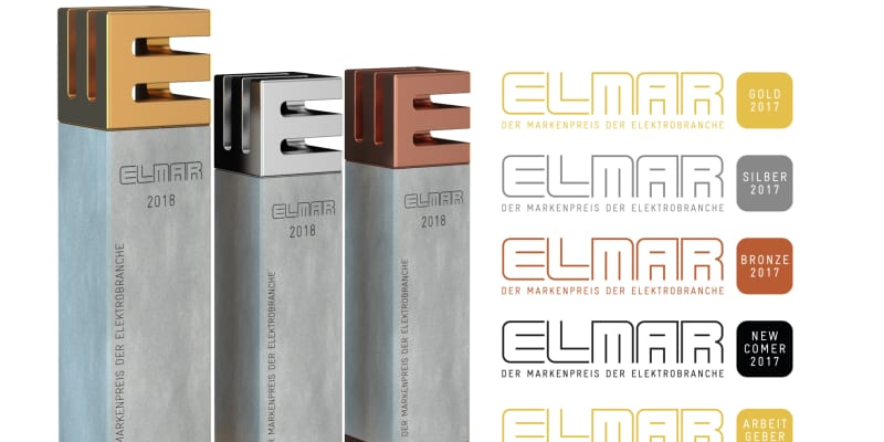 ELMAR - Der Markenpreis der Elektrobranche