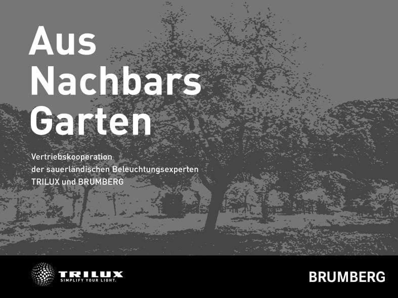 Trilux und Brumberg beschließen Kooperation