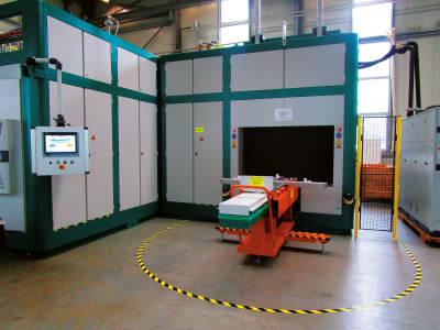 Sicherheit und Sauberkeit in Perfektion bei Höckh Metall-Reinigungsanlagen GmbH