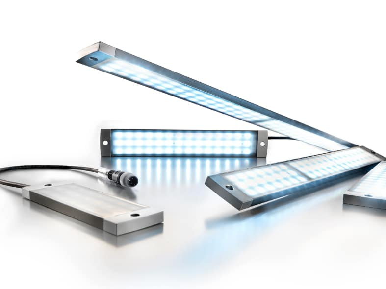 Weidmüller: Neue LED-Leuchten für Verteiler- und Schaltschränke