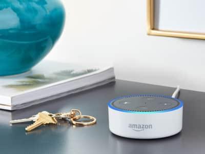 Sprachdienst Amazon Alexa im Smart-Home-System von Busch-Jaeger integriert
