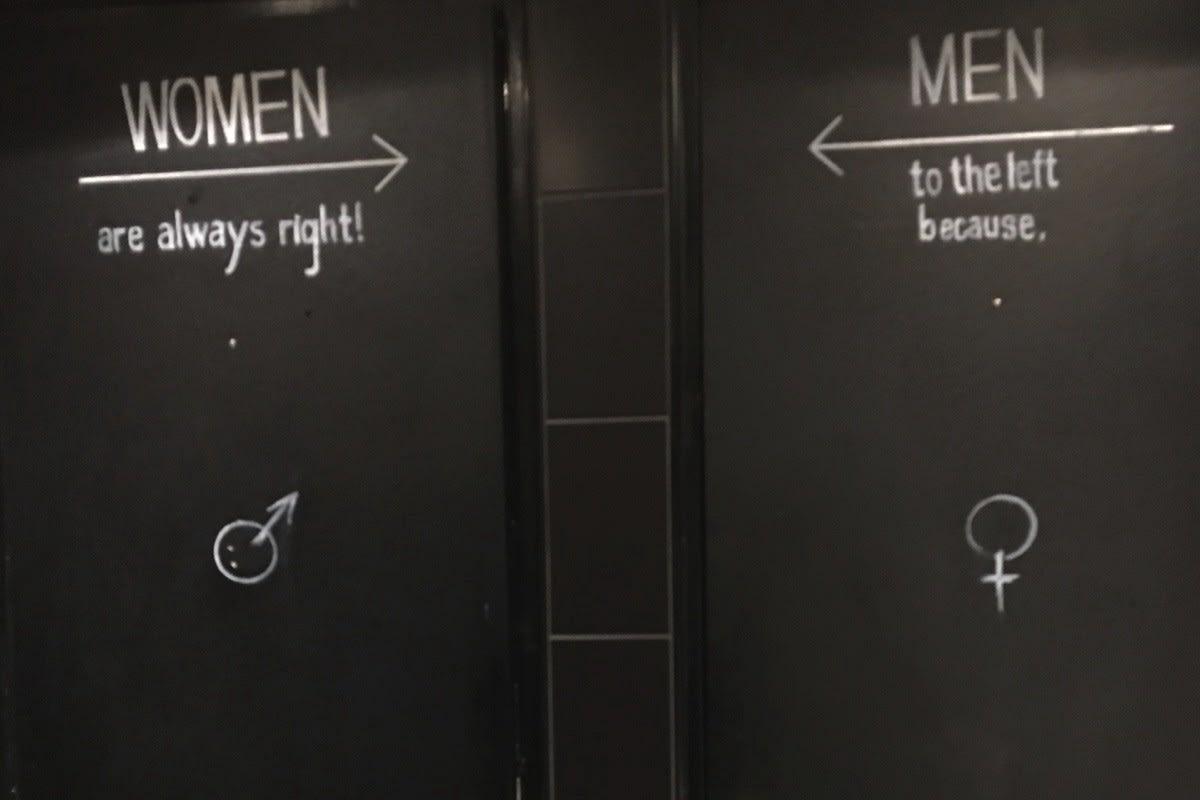 Portes WC