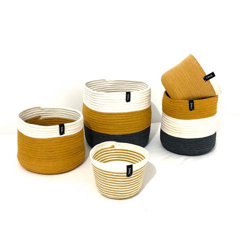 Cotton Pot - Sandy