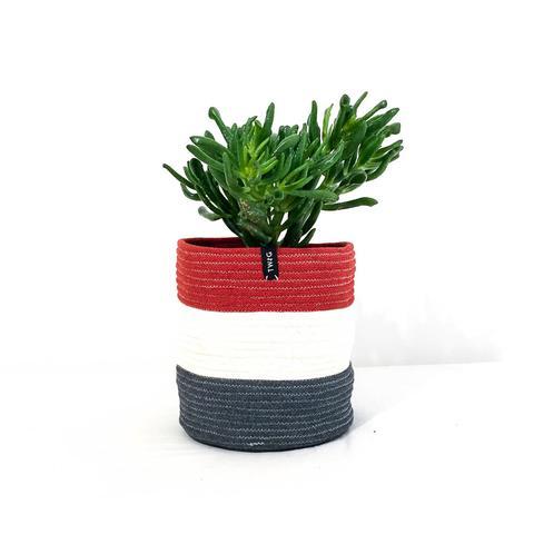 Cotton Pot - Ember