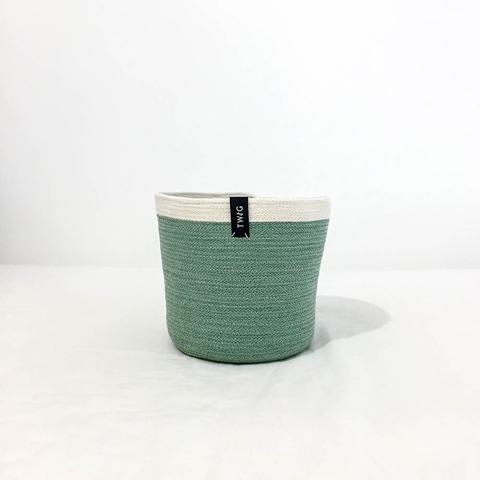 Cotton Pot - Herb