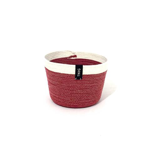 Cotton Pot - Cherry