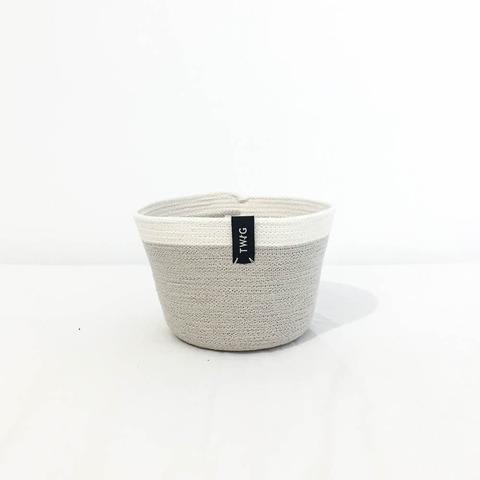 Cotton Pot - Ivory