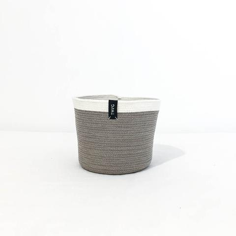 Cotton Pot - Mocha