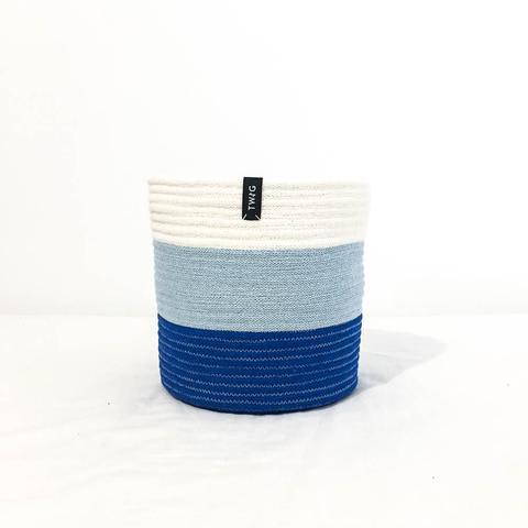 Cotton Pot - Seaside