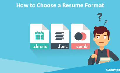 How to Choose a Resume Format Guide