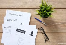 Which is the best writing font for the resume?