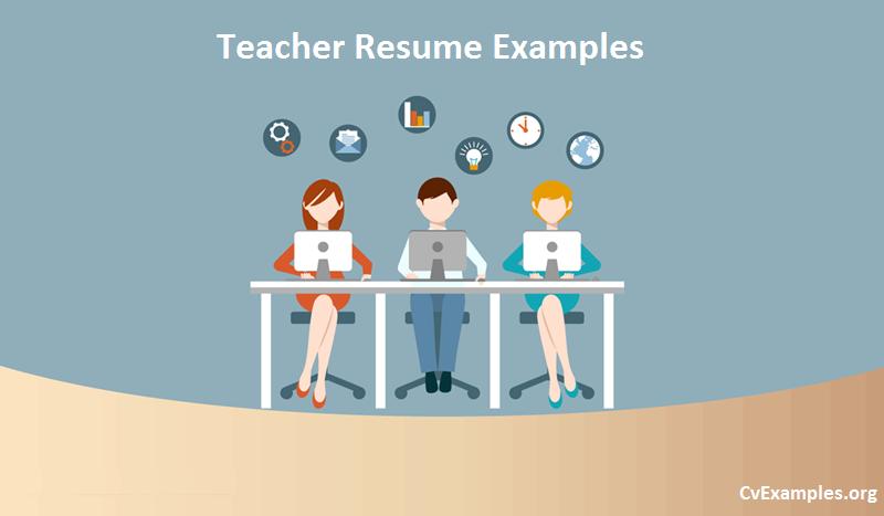 teacher-cv