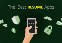 Best Resume Apps 2018