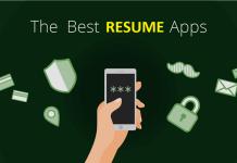 Best Resume Apps 2018