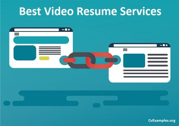 Best Online Video Resume Services For Job Seekers Cv Examples