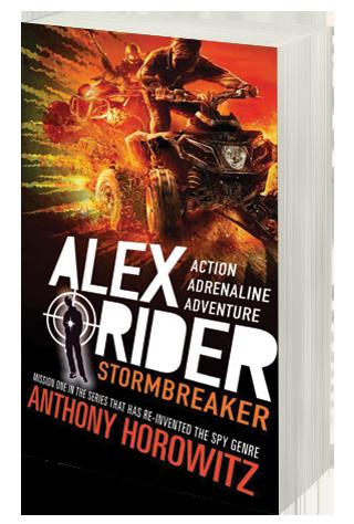 alex rider stormbreaker book report