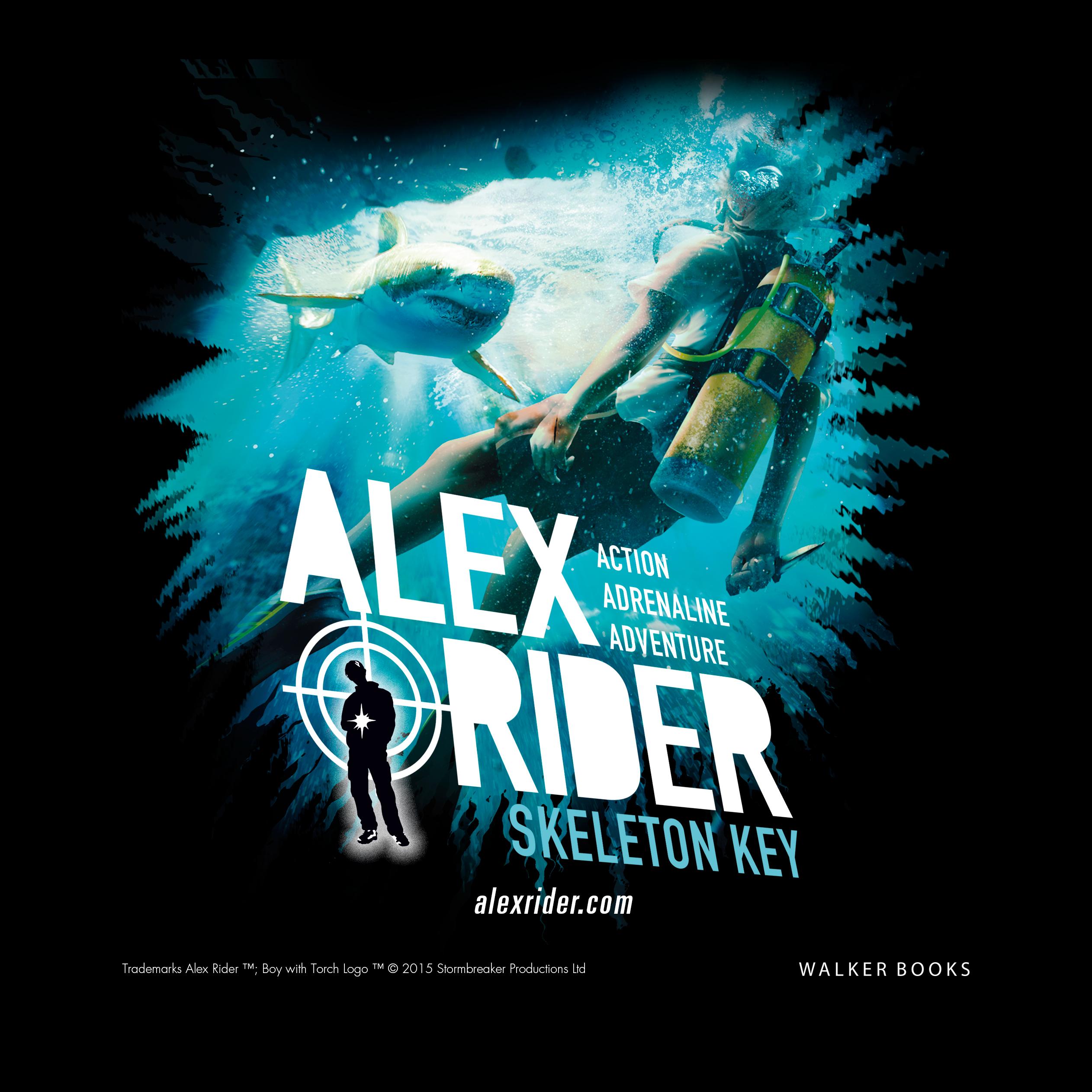 The alex rider series audiobooks   audiobook series   download.