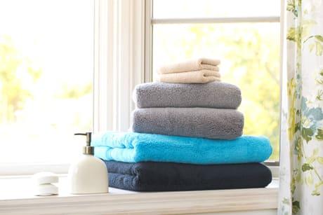 איך לכבס מגבות – הוראות כביסה וטיפים