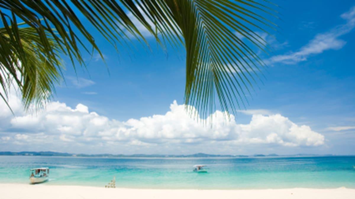 Pakej Percutian ke Pulau Kapas Bersama Tripfez