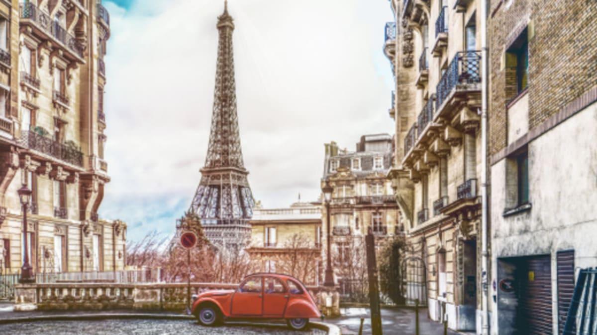Pakej Percutian ke Paris Bersama Tripfez