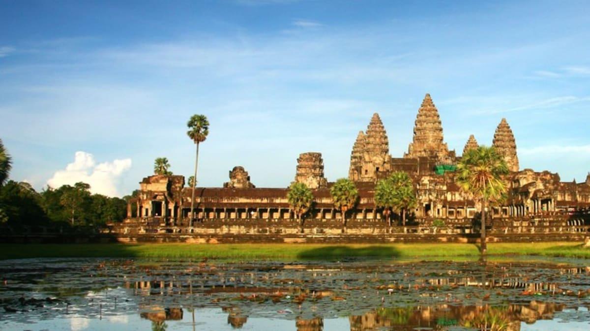 Pakej Percutian ke Kemboja Bersama Tripfez