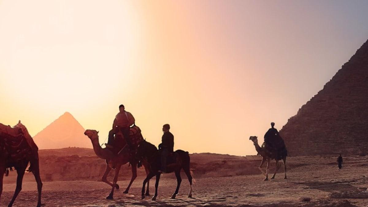 Pakej Percutian ke Mesir Bersama Tripfez